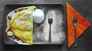 |CookingPlanet| My delicious french crepes recipe you should try!