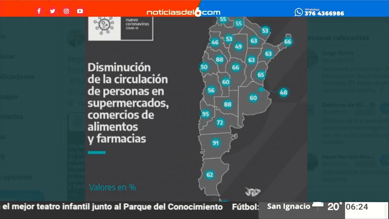 06-04-20 JK, MARYULY, BARRERA – CORONAVIRUS EN ARGENTINA