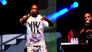 "Naughty by Nature em ""Guard your grill"" no Black na Cena - Radar Showlivre"