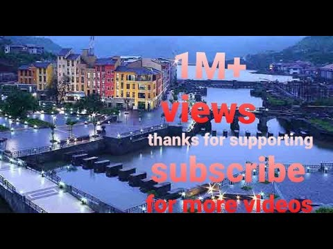 Lavasa City || India's Largest Hill City || Pune || Maharashtra