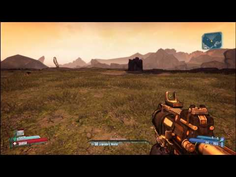 Borderlands 2: Zero VS Terramorphous 3.9 seconds (Bee)
