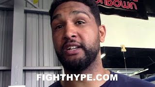 DOMINIC BREAZEALE ANALYZES ANTHONY JOSHUA VS. DEONTAY WILDER; DISSES SKILL AND POWER OF WILDER