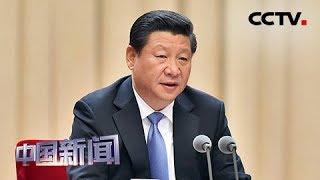 [中国新闻] 习近平向2019世界新能源汽车大会致贺信 | CCTV中文国际