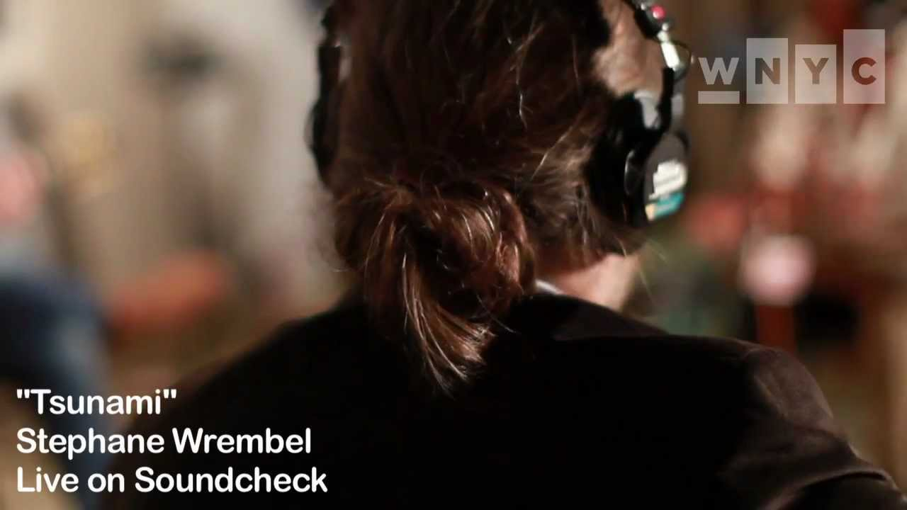 "Stephane Wrembel ""Tsunami"" Live on Soundcheck"