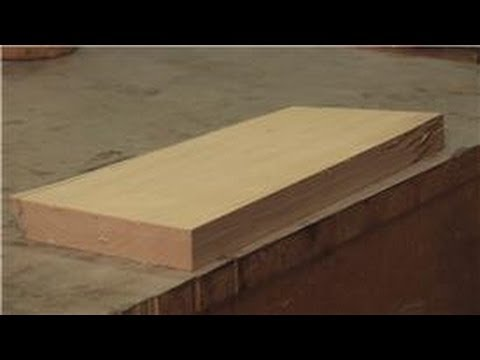 Woodworking Tips : How to Use a Gouge