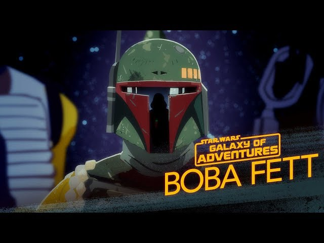Boba Fett - The Bounty Hunter | Star Wars Galaxy of Adventures