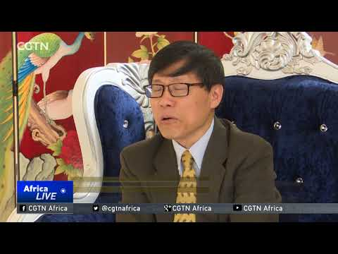 Chinese ambassador to the AU discusses bilateral ties