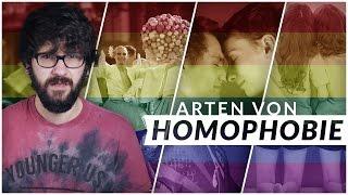 Homophobie existiert! ..Subtile Homophobie im Alltag erkennen! | Andre Teilzeit