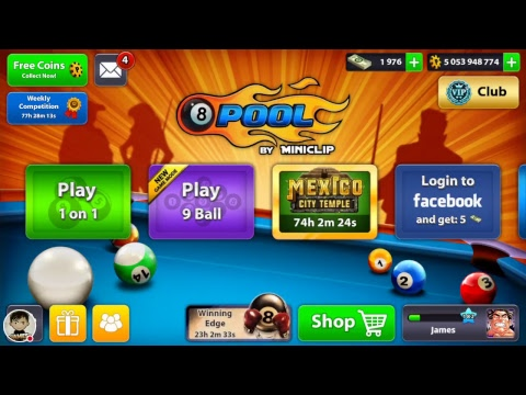 - 8 Ball Pool - OMG! 4/5 MEXICO CITY TEMPLE! CAN WE GET THE RING? 😆
