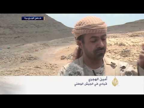 جبهة نهم تشتعل والتحالف يقصف تعزيزات الحوثي