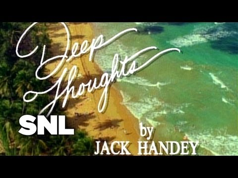 Deep Thoughts: Broken Families - Saturday Night Live