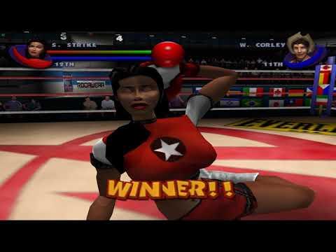 Ready 2 Rumble Boxing: Round 2 — Selene Strike