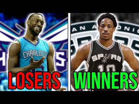 10 BIGGEST Winners and Losers This Offseason