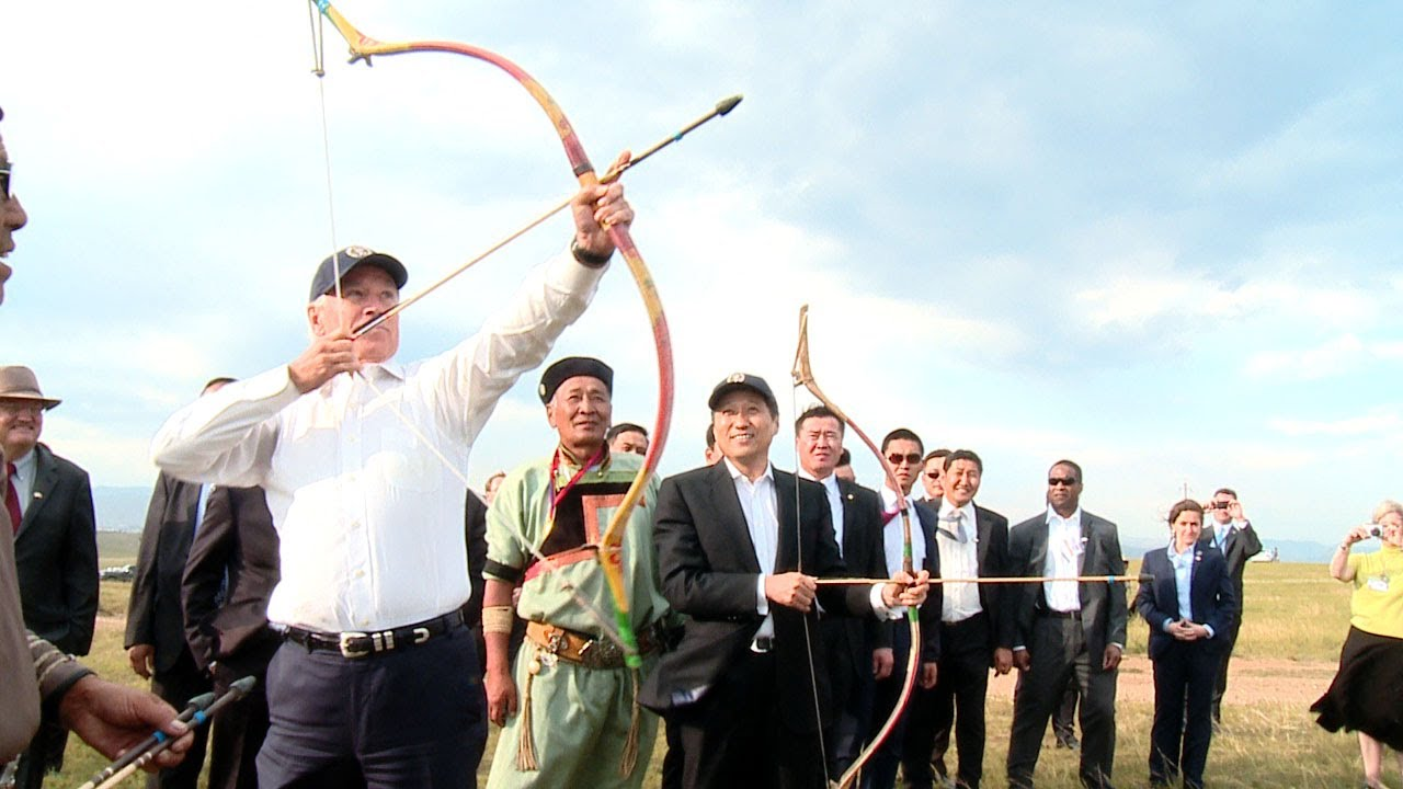 VP in Asia: Highlights from Mongolia | whitehouse.gov