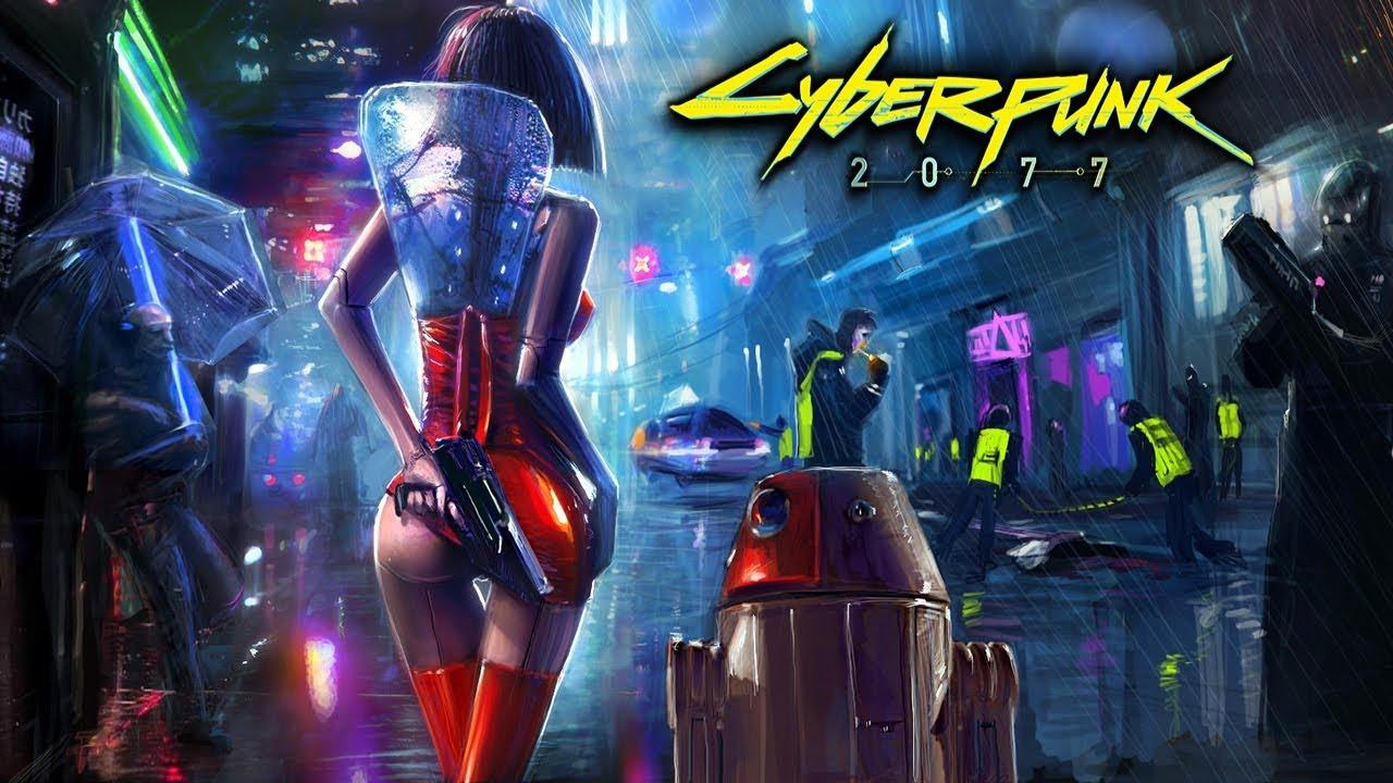 Cyberpunk 2077 release date in Perth