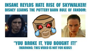 Rise of Skywalker Fail | Even Reylos Hate Star Wars Now