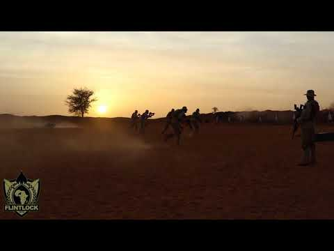 DFN: Flintlock 2018 Training in Tahoua, Niger (social media), TAHOUA, NIGER, 04.14.2018 thumbnail
