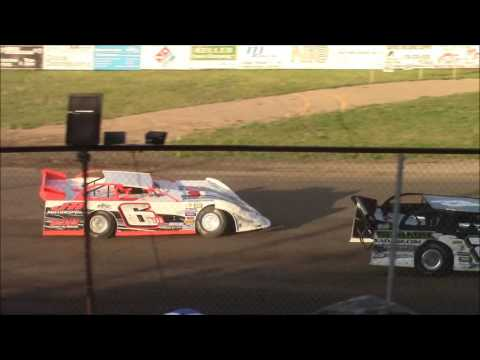 May 26, 2016 Grand Rapids Speedway WISSOTA Late Models Heat