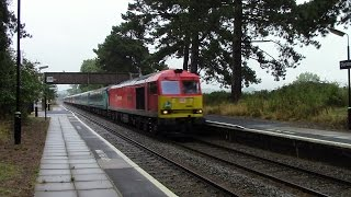 60059 The Retro Shakespearean Tug, 25/08/14.