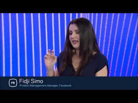 F8 2015 Studio Interview with Fidji Simo - YouTube