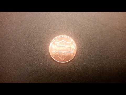 Coins : USA Penny 2017 D Coin