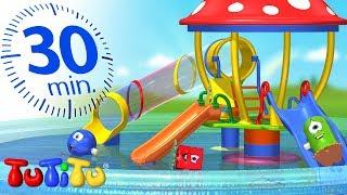 TuTiTu Deutsch | Spielzeug für Kleinkinder | Wasserpark | 30 Minuten Spezial