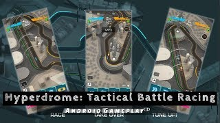 Hyperdrome: Tactical Battle Racing - Android Gameplayᴴᴰ