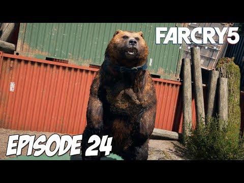 Far Cry 5 - Le plaisir de pêcher part en c*******   Episode 24