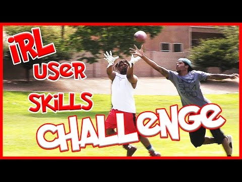 CAN HE BALL IN FAKE LIGHT UP YEEZYS??? - IRL User Skills Challenge