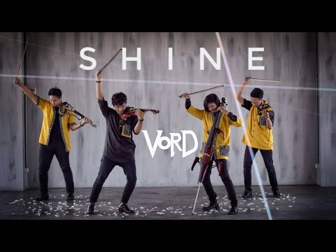 SHINE (Bond cover) - VORD Electric String Quartet Mp3