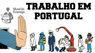 Trabalho em Portugal