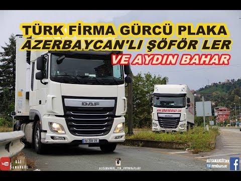AZERBAIJAN'S TIR DRIVERS WITH MUHABBET / AYDIN SPRING