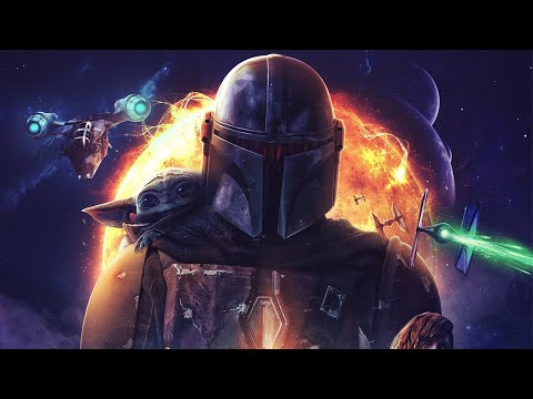 Star Wars: The Mandalorian Suite   EPIC ORCHESTRAL MIX