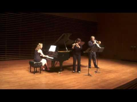 "Bernstein - ""Simple Song"" (Andrew Lankford, trombone; Jordan Frazier, flute; Amy Robertson, piano)"