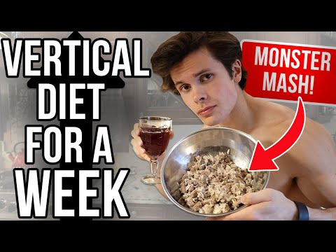 Vertical Diet – Summary of Stan Efferding's Diet