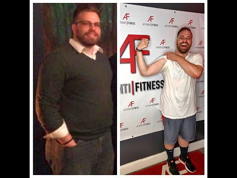 Transformation Story Part 1 - Why did you  join Affronti Fitness