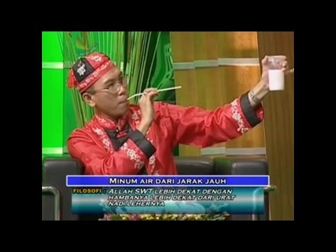 Ustadz H. Koko Liem.SQ,MA Sang Da'i Illusionist Part 3