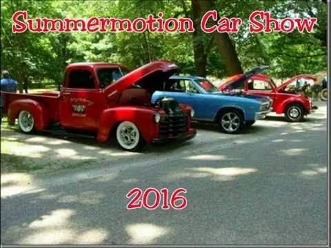 Summer Motion Car Show 2016 Ashland Ky Youtube