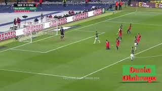 Inggris VS Jerman (3-2) All goals And Highlights