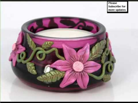 Handmade Clay Candle Holder Designs Home Decor Picture Ideas With Lovely Ceramic Arts