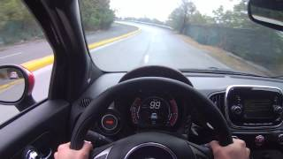 Fiat 500 Abarth 2016 | POV Drive(, 2016-02-29T23:45:56.000Z)