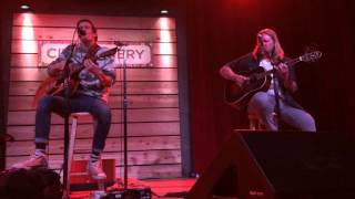 Wish I Knew You - David Shaw & Chris Gelbuda perform at Nashville