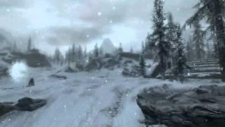 SKYRIM прикол (музыка)