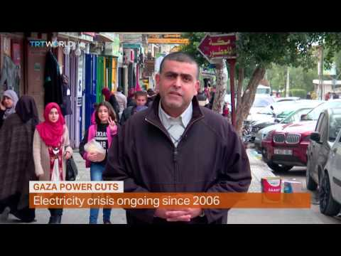 Money Talks: Protests over electricity shortages in Gaza