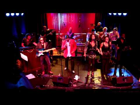 """The Hollywood Allstars """"Too Much - Live at the FTC"""""""