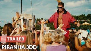 Piranha 3DD (2012) Trailer HD | Ving Rhames | David Hasselhoff