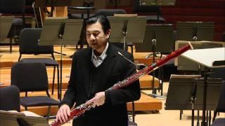 The Firebird - Berceuse Master Class by Philadelphia Orchestra Principal Bassoon Daniel Matsukawa