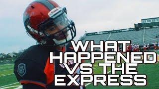 CANTON PITBULLS WEEKLY EPISODE 2 | VS ERIE EXPRESS