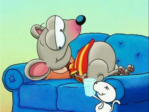 Toopy and Binoo : Sneezing Toopy - YouTube