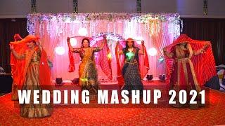 Best Wedding Mashup 2021 - Anniversary\Wedding\Sangeet Dance Choreography | The Wedding Dancity